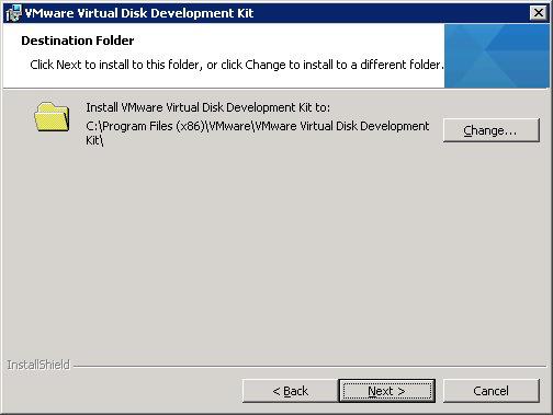 vmware machine inaccessible