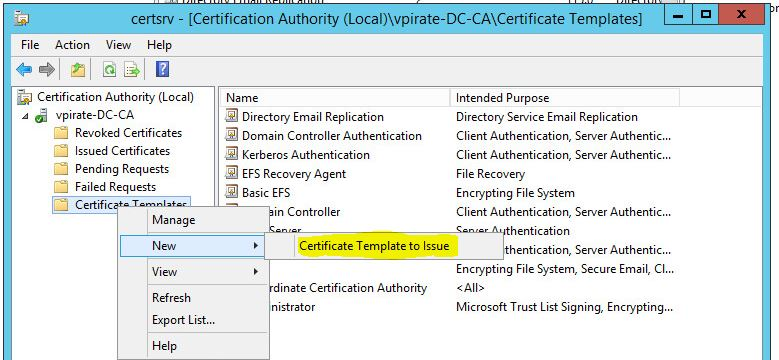 replacing default certificates in vsphere 6 part 1 vpirate